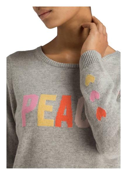 Repeat Peace Repeat Peace Pullover Peace Grau Grau Pullover Repeat Pullover PwFIq6Tnax