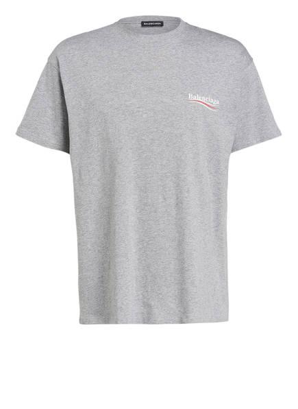 BALENCIAGA T-Shirt, Farbe: GRAU MELIERT (Bild 1)