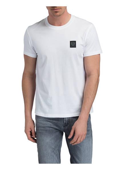 Belstaff T T Weiss shirt Throwley Belstaff 8Yzxr8