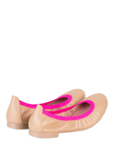 Beige Ballerinas Pink Pretty Beige Pretty Ballerinas Pink Pretty Oq6dU6w