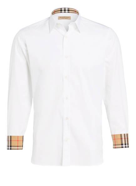 BURBERRY Hemd WILLIAM, Farbe: WEISS (Bild 1)
