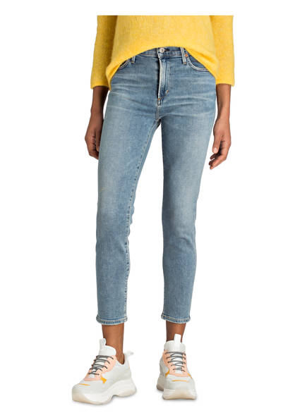 Serenity Rocket Skinny Citizens jeans Blue Humanity Crop Of nwInaEYqA