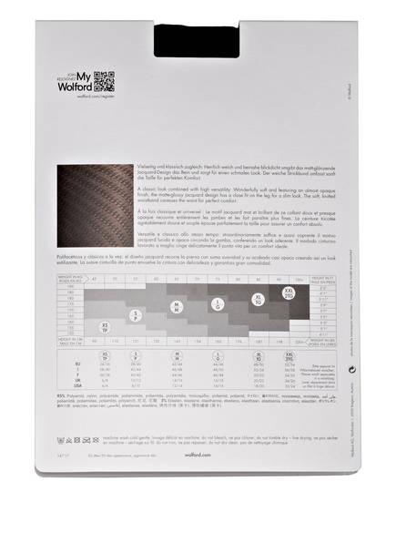7005 Black Feinstrumpfhose Wolford Dark Eclipse txPP1a