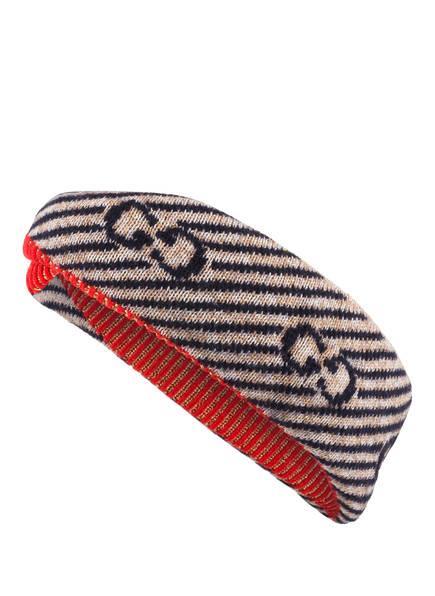 GUCCI Stirnband , Farbe: BLACK/ RED (Bild 1)