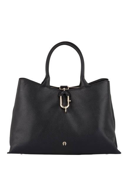 AIGNER Handtasche ROMY, Farbe: SCHWARZ (Bild 1)