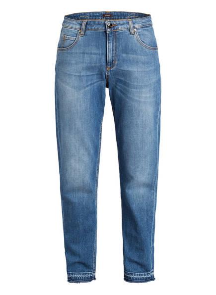 windsor. Girlfriend-Jeans GWEN, Farbe: MEDIUM BLUE (Bild 1)