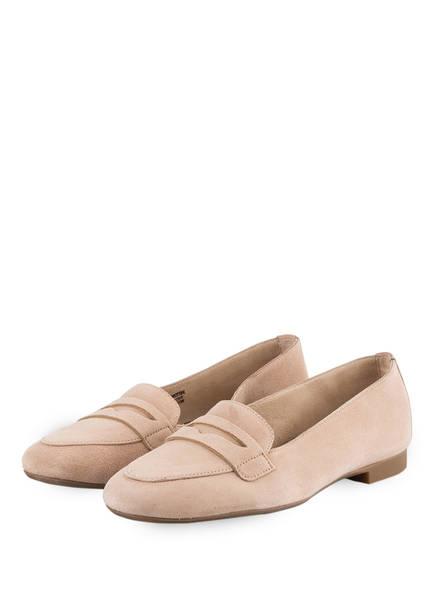 paul green Loafer, Farbe: BEIGE (Bild 1)