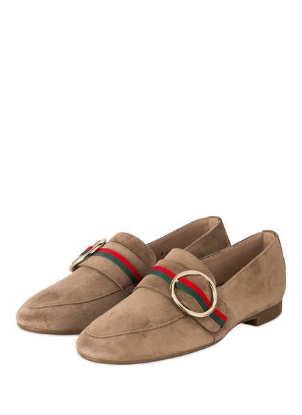 paul green Loafer , Farbe: BRAUN (Bild 1)