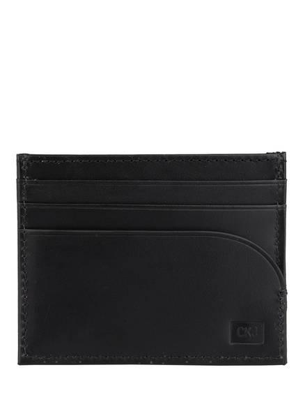 Calvin Klein Jeans Kartenetui, Farbe: SCHWARZ (Bild 1)