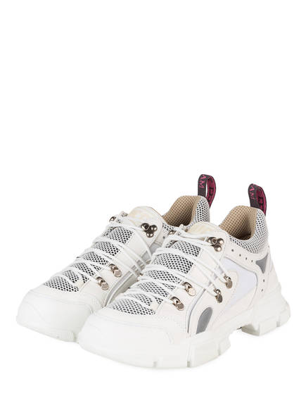 GUCCI Sneaker FLASHTREK, Farbe: WEISS (Bild 1)