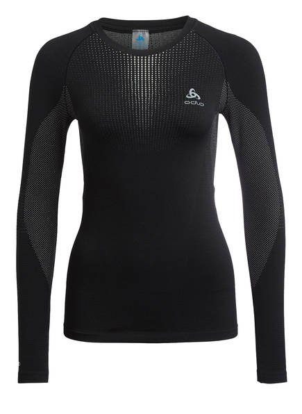 odlo Funktionswäsche-Shirt PERFORMANCE WARM, Farbe: SCHWARZ (Bild 1)
