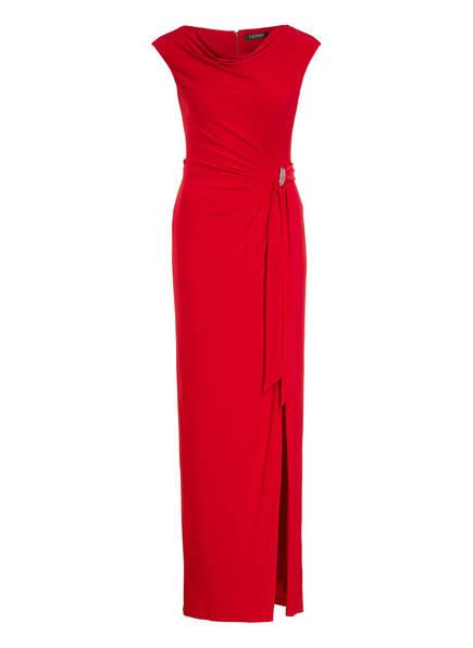 LAUREN RALPH LAUREN Jerseykleid SHAYLA, Farbe: ROT (Bild 1)