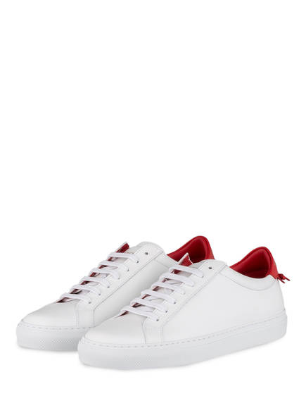 GIVENCHY Sneaker, Farbe: WEISST ROT (Bild 1)
