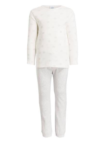 Sanetta Schlafanzug, Farbe: WEISS (Bild 1)