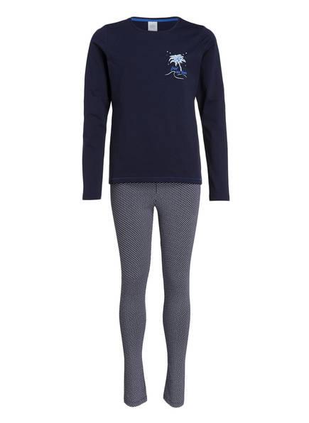 Sanetta Schlafanzug , Farbe: DUNKELBLAU (Bild 1)