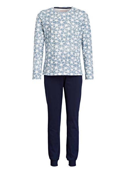Sanetta Schlafanzug, Farbe: DUNKELBLAU/ WEISS (Bild 1)