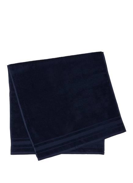 VOSSEN Handtuch SOFT DREAMS, Farbe: DUNKELBLAU (Bild 1)