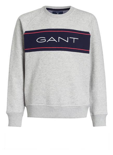 GANT Sweatshirt, Farbe: GRAU MELIERT (Bild 1)