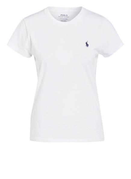 POLO RALPH LAUREN T-Shirt, Farbe: 001 WHITE (Bild 1)