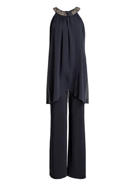 Vera Mont Jumpsuit, Farbe: BLAU/GRAU (Bild 1)