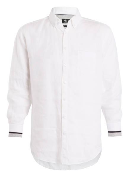 BOGNER Leinenhemd TIMT Regular Fit, Farbe: WEISS (Bild 1)