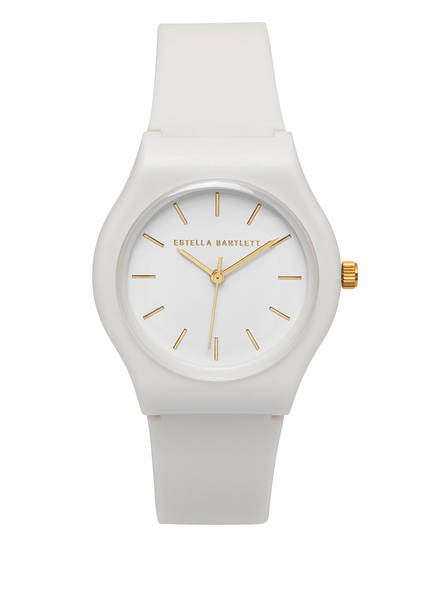 ESTELLA BARTLETT Armbanduhr , Farbe: WEISS (Bild 1)