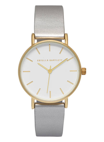 ESTELLA BARTLETT Armbanduhr, Farbe: SILBER/ WEISS/ GOLD (Bild 1)