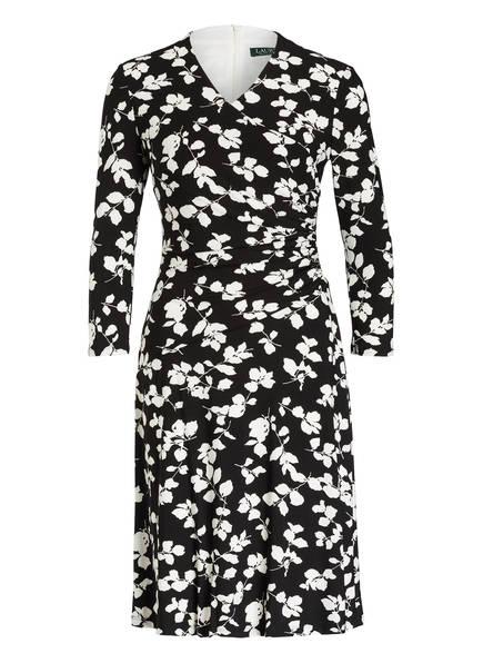 LAUREN RALPH LAUREN Kleid FINCHLINA , Farbe: SCHWARZ/ WEISS (Bild 1)