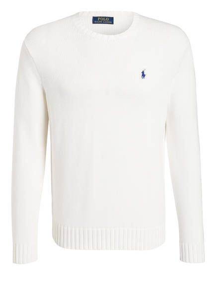 POLO RALPH LAUREN Pullover, Farbe: WEISS (Bild 1)