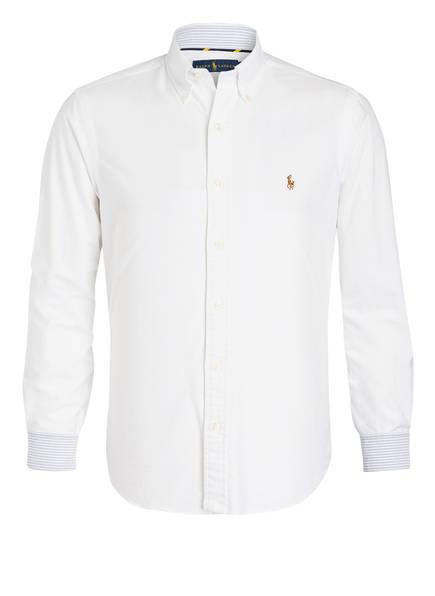 POLO RALPH LAUREN Oxfordhemd Slim Fit, Farbe: WEISS (Bild 1)