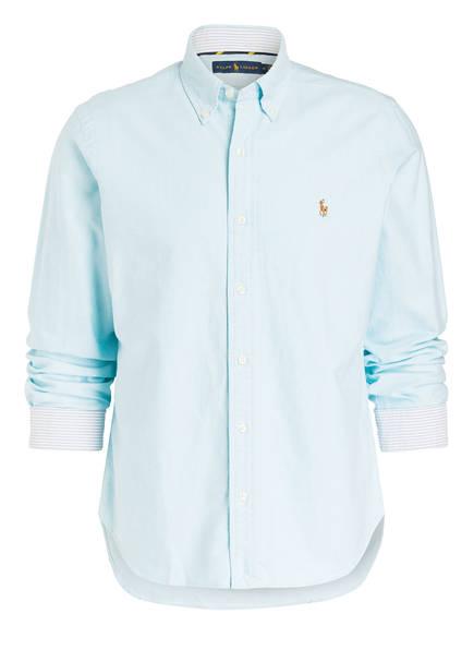 POLO RALPH LAUREN Oxfordhemd Slim Fit , Farbe: HELLBLAU (Bild 1)
