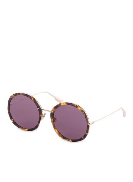 Dior Sunglasses Sonnenbrille DIORHYPNOTIC1, Farbe: 2IK - HAVANA/ VIOLETT (Bild 1)