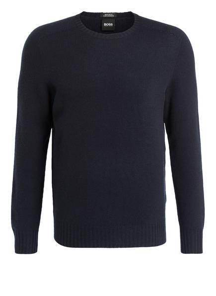 BOSS Cashmere-Pullover LAUDATO, Farbe: DUNKELBLAU (Bild 1)