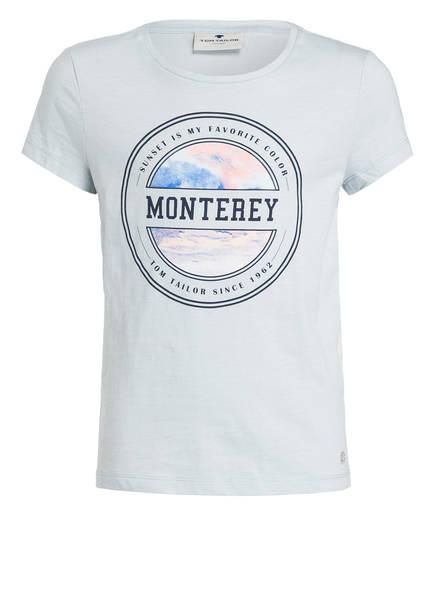 TOM TAILOR T-Shirt, Farbe: HELLBLAU (Bild 1)