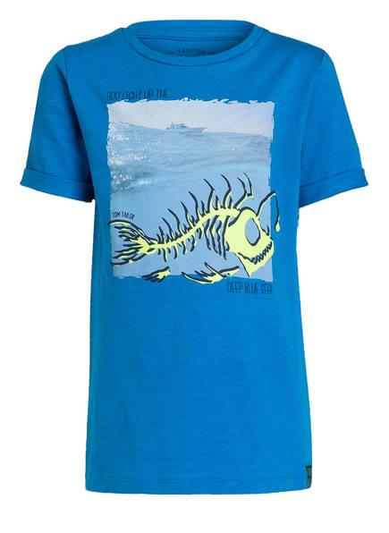 TOM TAILOR T-Shirt , Farbe: BLAU (Bild 1)