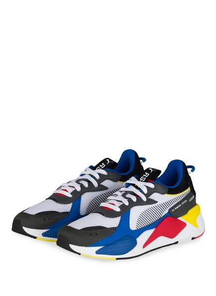 PUMA Sneaker RS-X TOYS, Farbe: BLAU/ WEISS/ GELB (Bild 1)