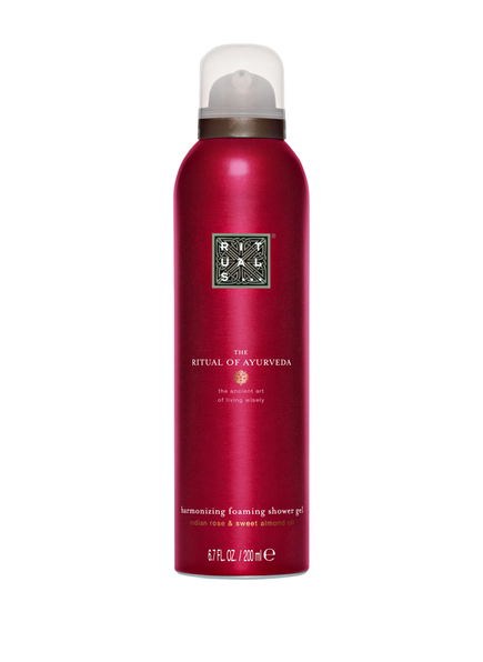 RITUALS AYURVEDA - FOAMING SHOWER GEL (Bild 1)