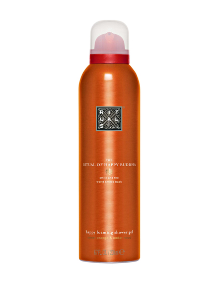 RITUALS HAPPY BUDDHA - FOAMING SHOWER GEL (Bild 1)