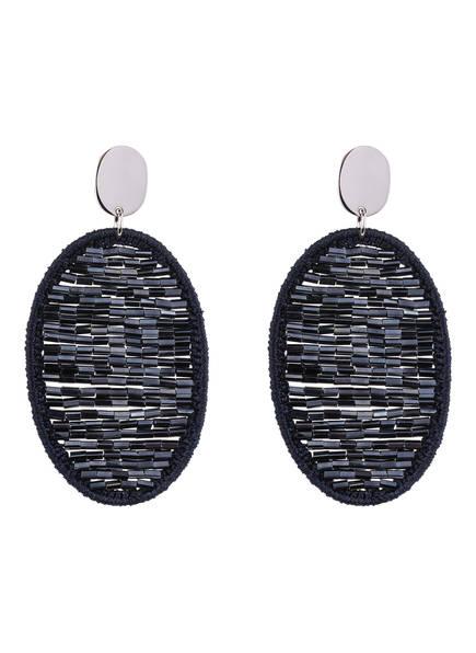 LOTT.gioielli Ohrringe, Farbe: BLAU METALLIC (Bild 1)