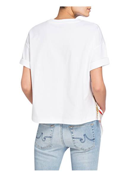 shirt shirt Weiss Sandro Sandro Weiss T T qd6pP6
