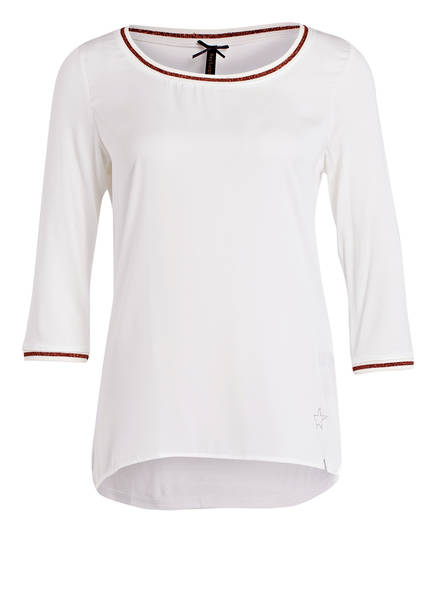 KEY LARGO Shirt REBEL, Farbe: WEISS (Bild 1)
