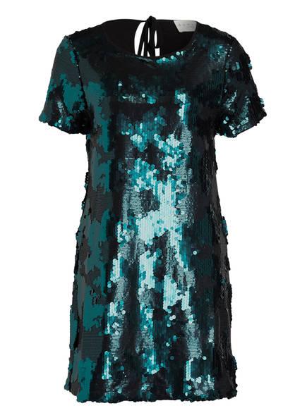 damsel in a dress Paillettenkleid, Farbe: GRÜN/ SCHWARZ (Bild 1)
