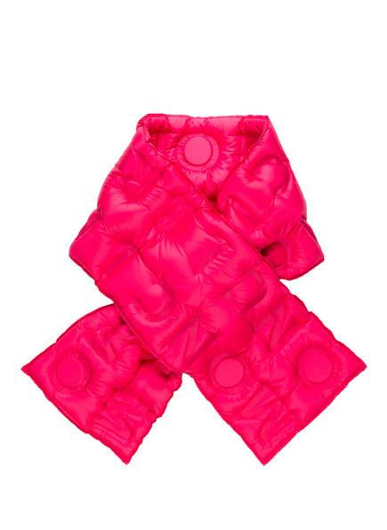 MONCLER Daunenschal, Farbe: PINK (Bild 1)
