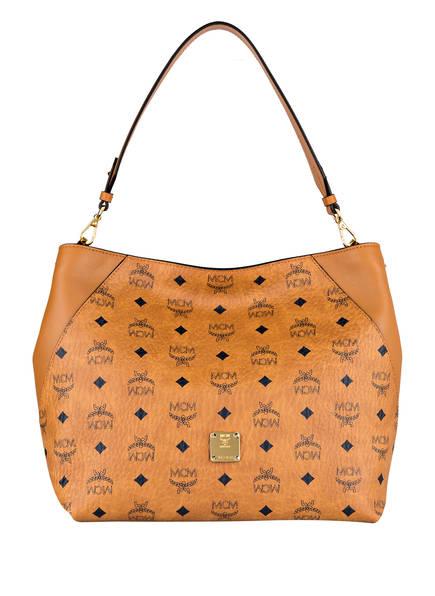 MCM Hobo-Bag KLARA VISETOS, Farbe: COGNAC (Bild 1)