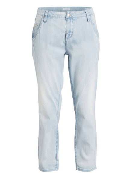 OPUS 7/8-Jeans LETTY, Farbe: LIGHT BLUE WASHED (Bild 1)