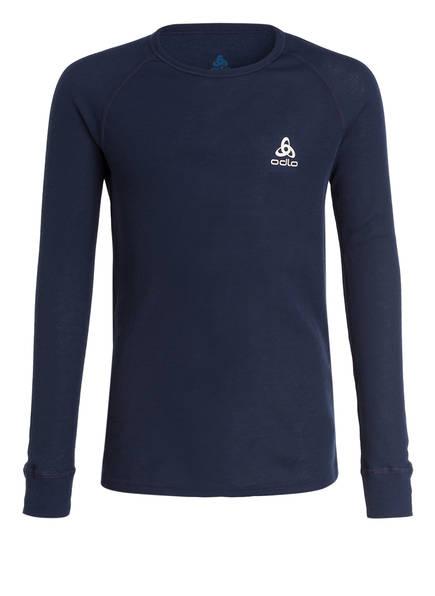 odlo Funktionswäsche-Shirt ORIGINALS WARM, Farbe: NAVY (Bild 1)