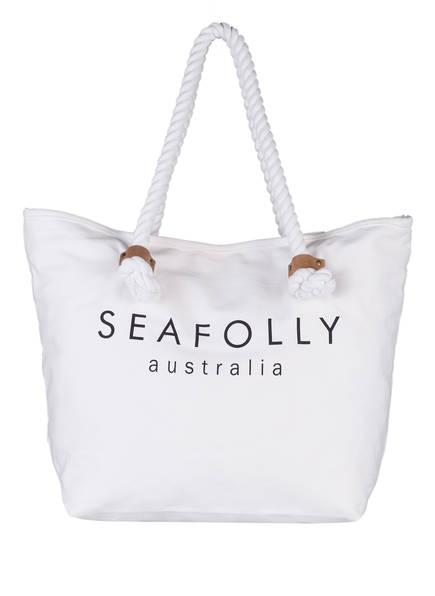 SEAFOLLY Strandtasche , Farbe: WEISS (Bild 1)