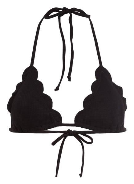 marysia Triangel-Bikini-Top BROADWAY, Farbe: SCHWARZ (Bild 1)