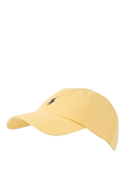 POLO RALPH LAUREN Cap, Farbe: GELB (Bild 1)