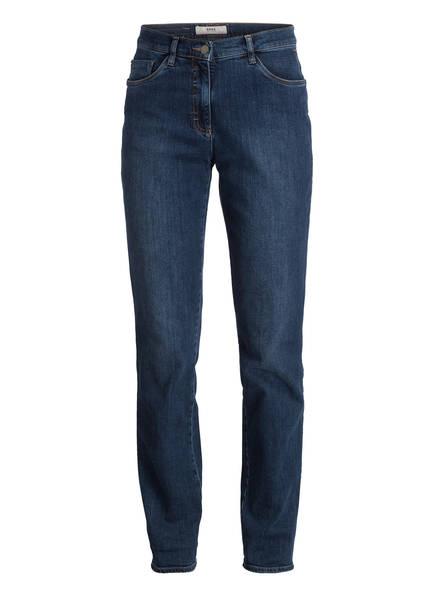 BRAX Jeans CAROLA, Farbe: USED REGULAR BLUE (Bild 1)